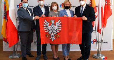Przekazanie Flagi Mazowsza
