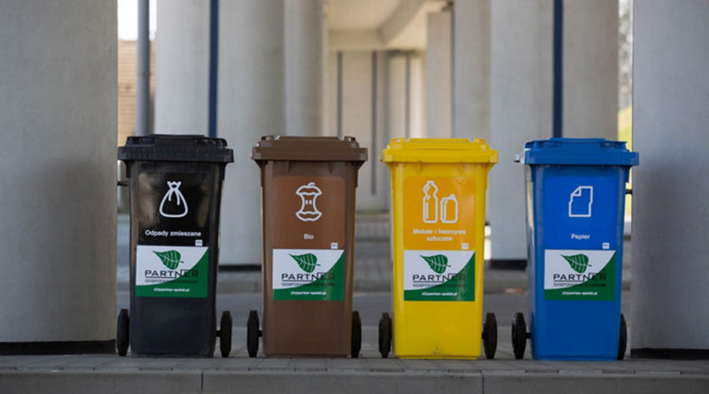 Zmiana firmy odbierającej odpady