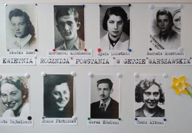 Pamięć o powstaniu w getcie warszawskim