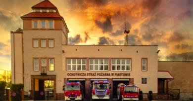Pomóżmy strażakom!